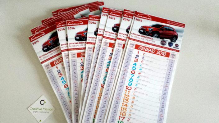 Calendari personalizzati