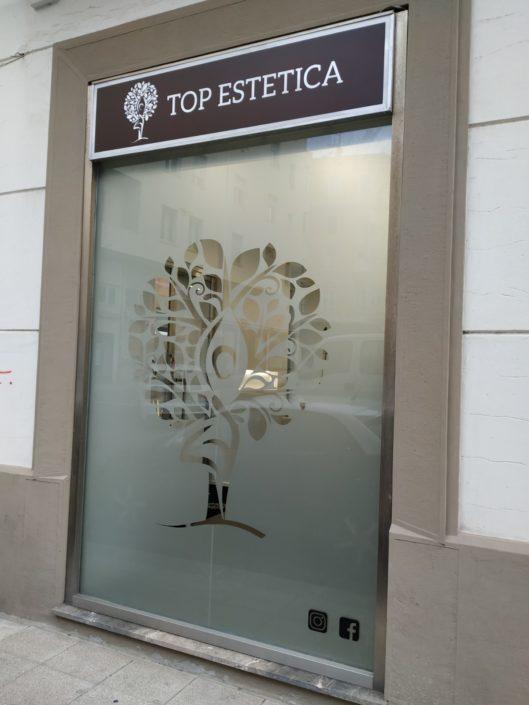 vetrofanie top estetica