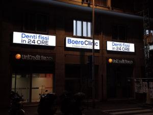 Insegne Boero Clinic